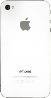 Apple iPhone 4 32Gb White фото 420